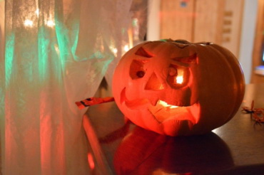 Halloween na Podlesíčku